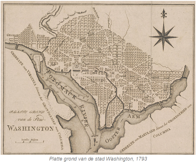 New Maps Online At Dig DC District Of Columbia Public Library - Washington dc plat map