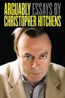 Bookcover: Arguably Essays by Christopher Hitchens