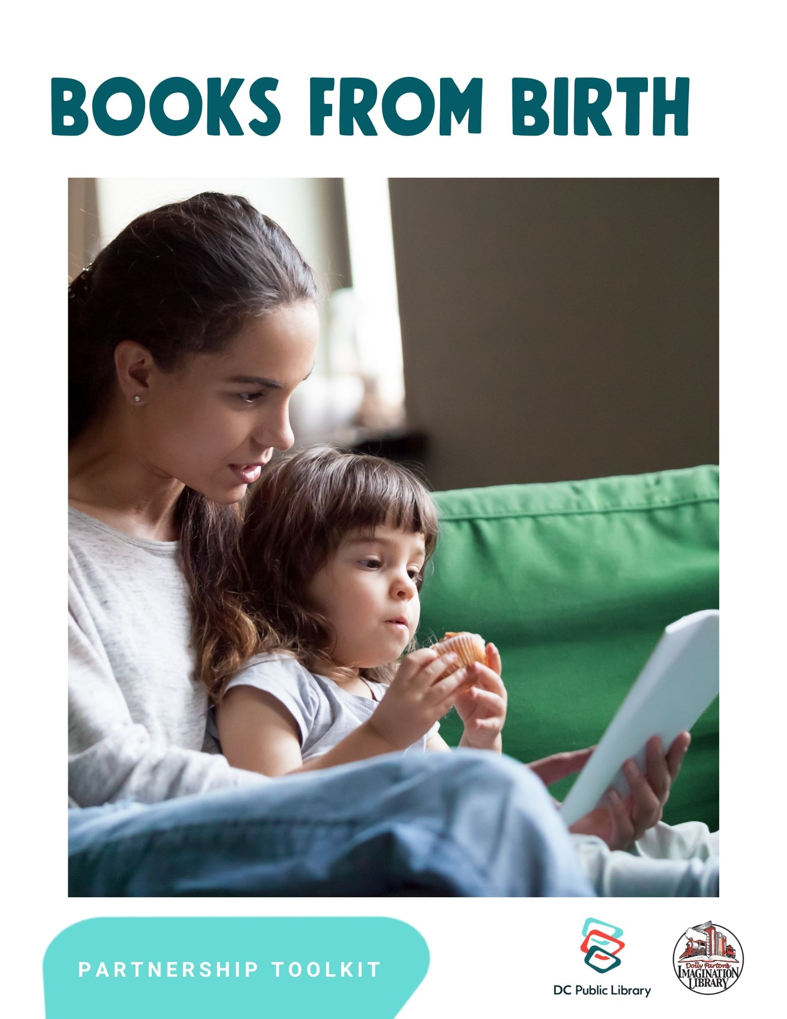 Books from Birth Partnership Toolkit Cover