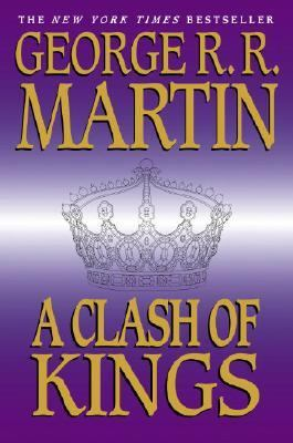 A Clash of Kings, Book Cover