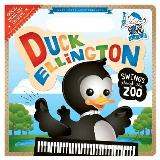 Duck Ellington Swings Through the Zoo cover