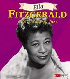 Ella Fitzerald First Lady of Jazz Book Cover