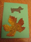 Photo of Thanksgiving Doggie Craft