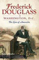 Frederick Douglass in Washington DC book cover