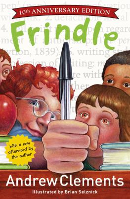 Frindle book cover