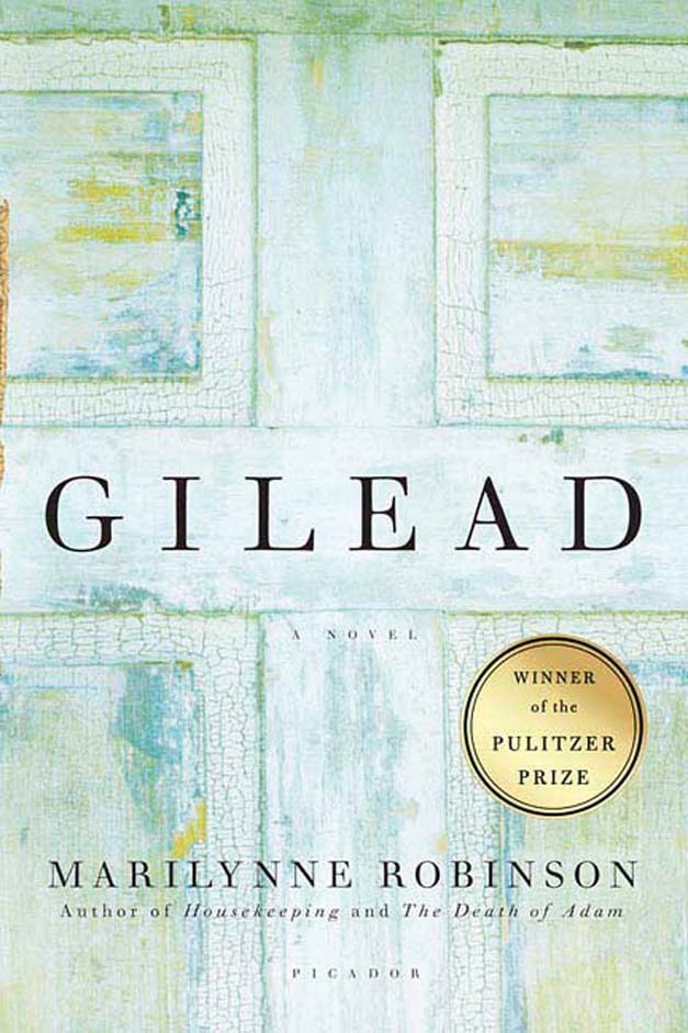 "Image of book cover for ""Gilead"""