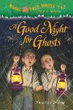 A Good Night for Ghosts book cover
