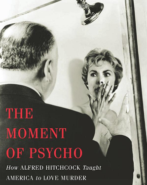 'The Moment of Psycho' book cover.