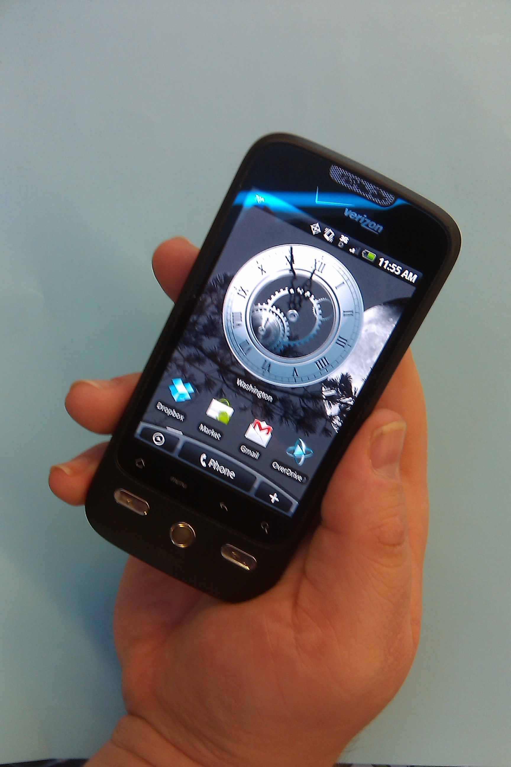 Image of android phone