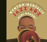 Jazz A-B-Z book cover