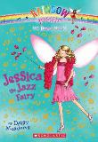 Jessica the Jazz Fairy book Cover