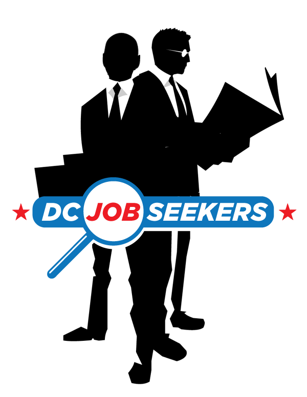 DC Job Seekers logo.