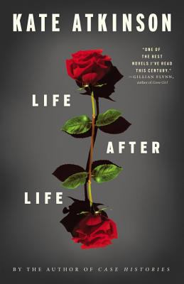 Cover image of Kate Atkinson's novel entitled Life After Life