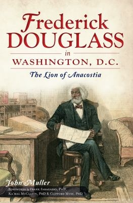 Image of Frederick Douglass in Washington, DC book cover
