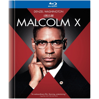 Picture of Denzel Washington as Malcolm X