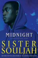 Book cover of Midnight: A Gangsta Love Story by Sister Souljah