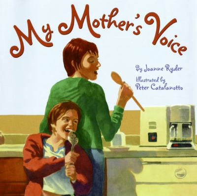 My Mother's Voice on the DCPL website