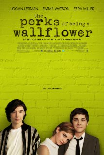 Image of the poster for Perks of Being a Wallflower
