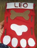 Photo of Pet Stocking Craft