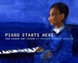 Piano Starts Here book cover