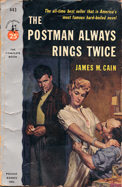 The Postman Always Rings Twice cover