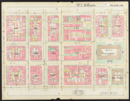 Petworth Dc Map.Washingtoniana Map Collection District Of Columbia Public Library