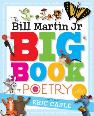 Book cover of Bill Martin Jr. Big Book of Poetry
