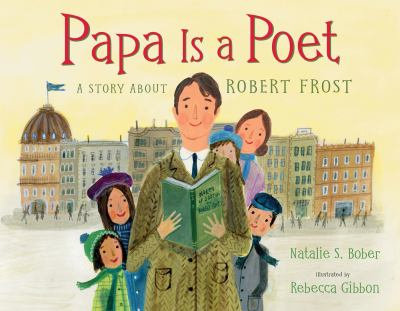 Book cover of Papa Is a Poet