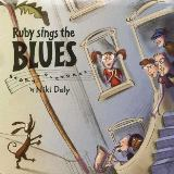 Ruby Sings the Blues book cover
