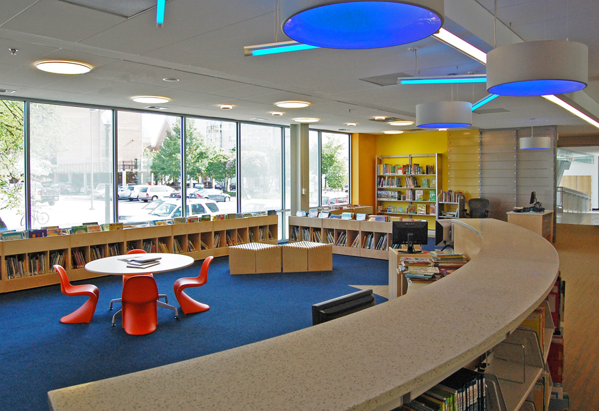 Image result for library childrens area