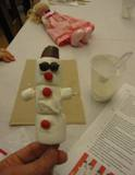 Photo of Snowman Pop craft
