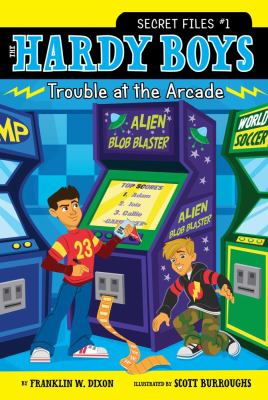Trouble at the Arcade by Dixon