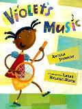 Violet's Music Book Cover