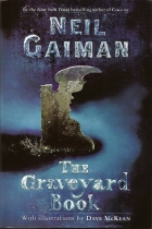 Book Cover: The Graveyard Book