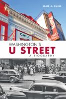 Washington's U Street Biography