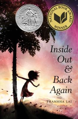 Cover Art for Inside Out & Back Again