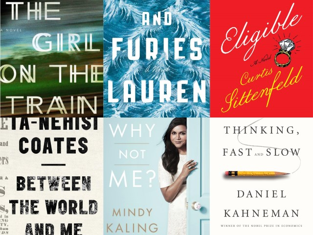 collage of book covers from most popular of 2016 list
