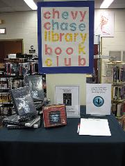 Chevy Chase Library Book Club by you.