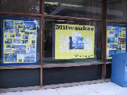 Milwaukee display window