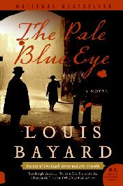 "Jacket for ""The Pale Blue Eye"""