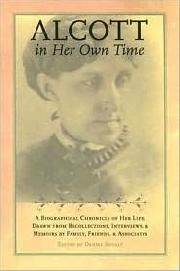 Book Cover: Alcott in Her Own Time