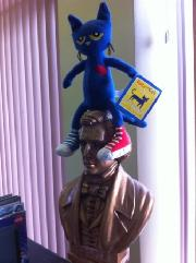 Pete the cat and Chopin