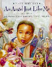 An Angel Just Like Me book cover