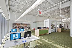 Benning Library Teen Space