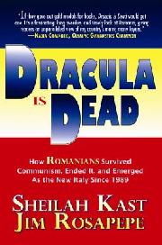 Book Cover for Dracula Is Dead
