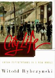 book cover City Life