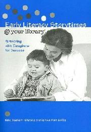 Book cover: Early literacy storytimes @ your library