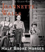 front cover of Half Broke Horses