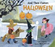 """And Then Comes Halloween"" book cover"