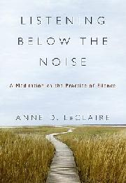 Image of Listening Below the Noise Book Cover